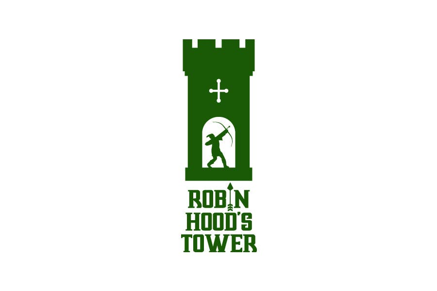 #19 for Design a Logo for Robin Hood's Tower by maraz2013