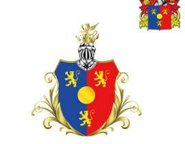 #6 cho I need some Graphic Design for My Family Coat of Arms. bởi IvanNedev