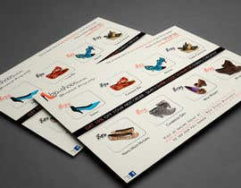 #53 untuk Brochure Design for Big On Shoes- Online Shoe Retailer oleh blowandflow