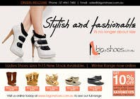#72 for Brochure Design for Big On Shoes- Online Shoe Retailer by designerartist