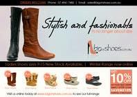 Graphic Design Inscrição do Concurso Nº57 para Brochure Design for Big On Shoes- Online Shoe Retailer