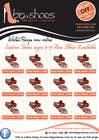 Graphic Design Inscrição do Concurso Nº24 para Brochure Design for Big On Shoes- Online Shoe Retailer