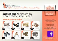 #60 for Brochure Design for Big On Shoes- Online Shoe Retailer by zdenusik