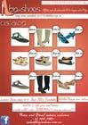 Graphic Design Inscrição do Concurso Nº12 para Brochure Design for Big On Shoes- Online Shoe Retailer