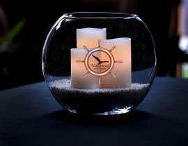 #116 for Candle Company Logo / Label af levandosmishvili
