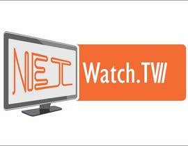 #48 cho Logo Design for NetWatch.TV bởi milan111