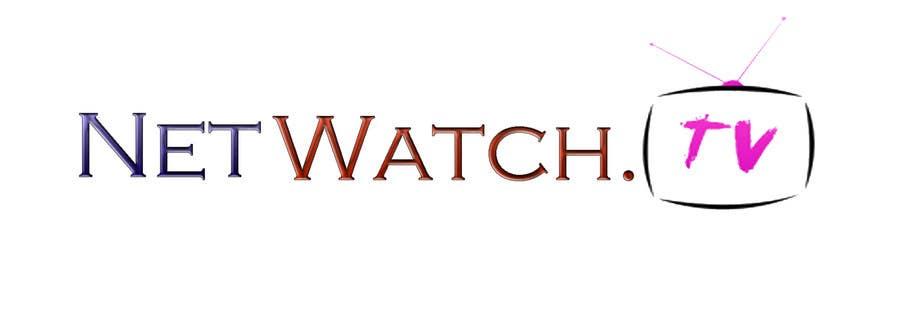 Inscrição nº 117 do Concurso para Logo Design for NetWatch.TV