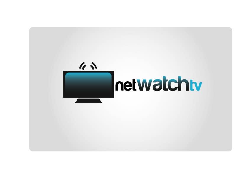 Inscrição nº 24 do Concurso para Logo Design for NetWatch.TV