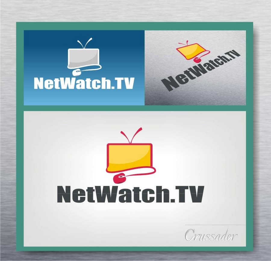 Inscrição nº 35 do Concurso para Logo Design for NetWatch.TV