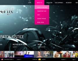 #49 untuk Design a MAGICAL Website Mockup oleh moorthyna