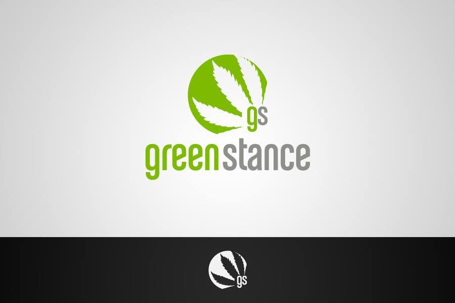 Penyertaan Peraduan #                                        34                                      untuk                                         Design a Logo for Green Stance -- 2