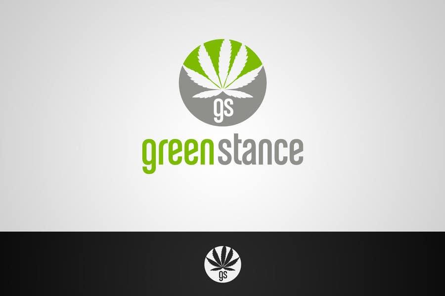 Penyertaan Peraduan #                                        35                                      untuk                                         Design a Logo for Green Stance -- 2