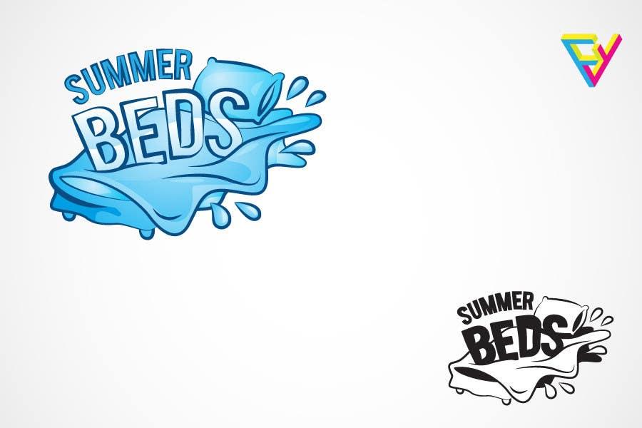 Inscrição nº 69 do Concurso para Logo Design for  Summer Beds