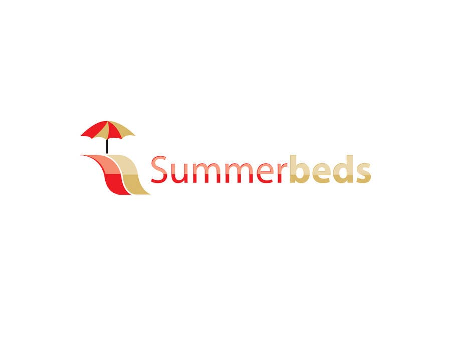 Konkurrenceindlæg #183 for Logo Design for  Summer Beds