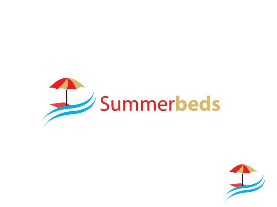 Inscrição nº 95 do Concurso para Logo Design for  Summer Beds