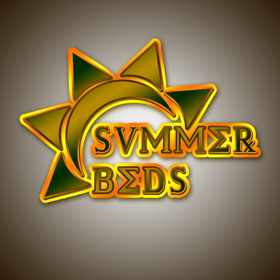 Proposition n°281 du concours Logo Design for  Summer Beds