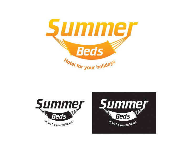 Konkurrenceindlæg #390 for Logo Design for  Summer Beds
