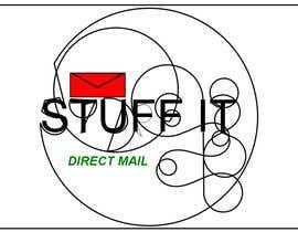 "bobis74 tarafından Design a Logo for business named ""Stuff It! Direct Mail"" için no 39"