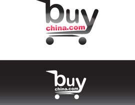 #290 para Logo Design for buychina.com por caveking84