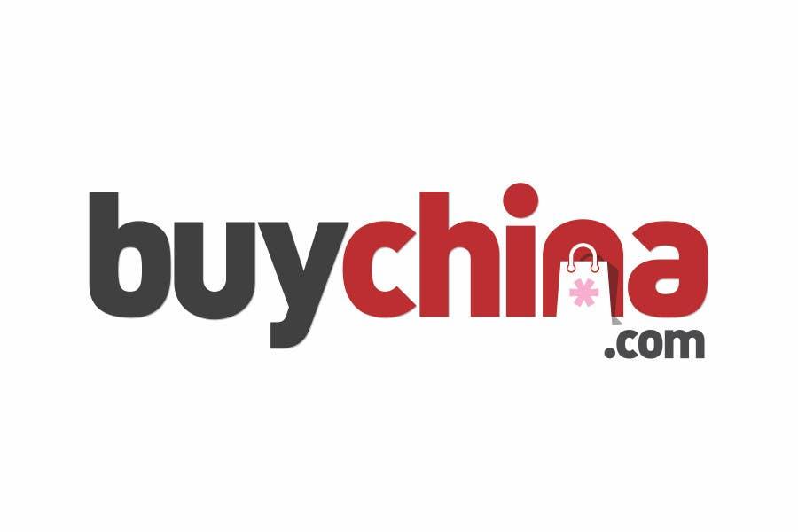 Bài tham dự cuộc thi #380 cho Logo Design for buychina.com
