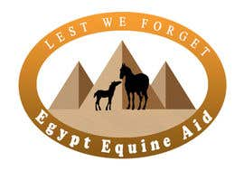 #56 untuk Design a Logo for Egypt Equine Aid oleh justinremotap