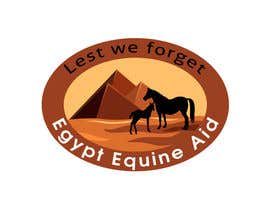 #39 untuk Design a Logo for Egypt Equine Aid oleh maraz2013