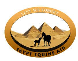 #58 untuk Design a Logo for Egypt Equine Aid oleh pjrrakesh