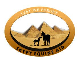 #59 untuk Design a Logo for Egypt Equine Aid oleh pjrrakesh