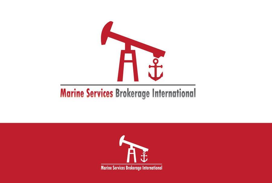 Inscrição nº                                         2                                      do Concurso para                                         Logo Design for Marine Services Brokerage International