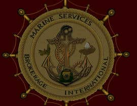 #111 untuk Logo Design for Marine Services Brokerage International oleh CDFdesign