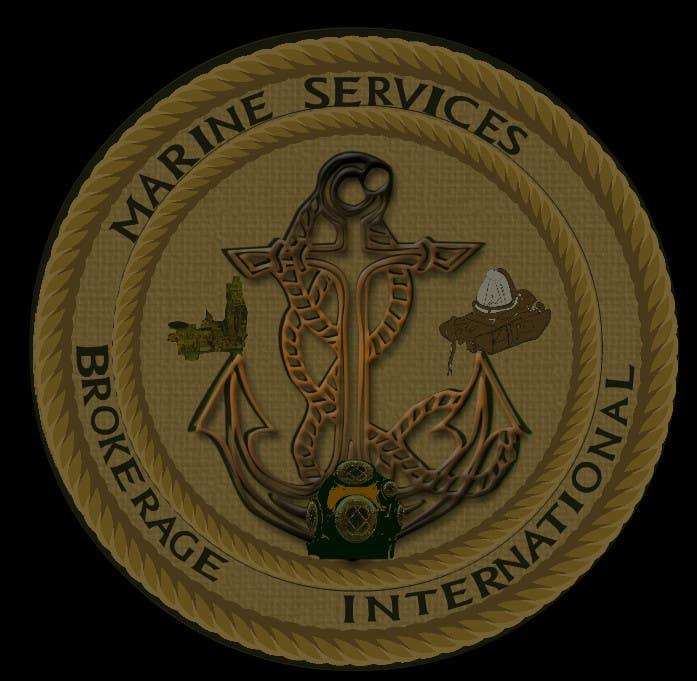Inscrição nº                                         77                                      do Concurso para                                         Logo Design for Marine Services Brokerage International