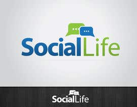 #52 untuk Check it Out! - Logo Design for SocialLife oleh tiffont