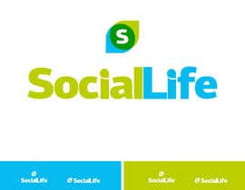 #110 pentru Check it Out! - Logo Design for SocialLife de către dim1970gr