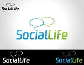 #97 untuk Check it Out! - Logo Design for SocialLife oleh blackbilla
