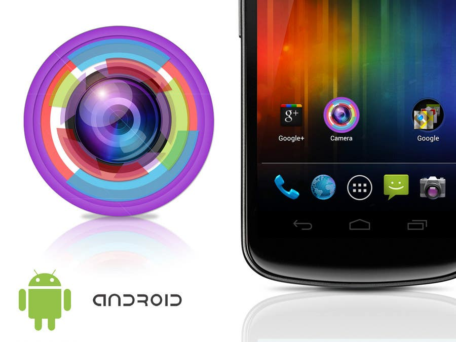 #57 for Icon for Android application by braveasrock
