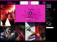Contest Entry #48 for Design a Website Mockup for Portfolio