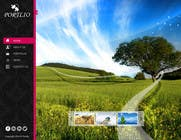 Contest Entry #27 for Design a Website Mockup for Portfolio