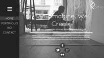 Contest Entry #10 for Design a Website Mockup for Portfolio