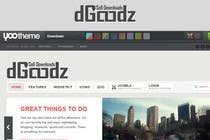 #345 for Logo design for dgoodz! by dasilva1