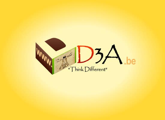 Bài tham dự cuộc thi #                                        6                                      cho                                         Ontwerp een Logo for D3A