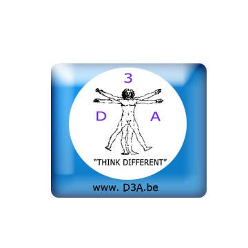 Bài tham dự cuộc thi #                                        13                                      cho                                         Ontwerp een Logo for D3A