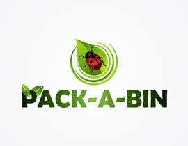 nº 44 pour Logo Design for our new startup-up company Pack-A-Bin. par shakeerlancer