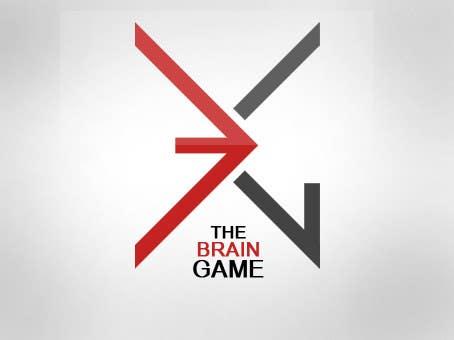 Penyertaan Peraduan #36 untuk Logo Design for The Brain Game