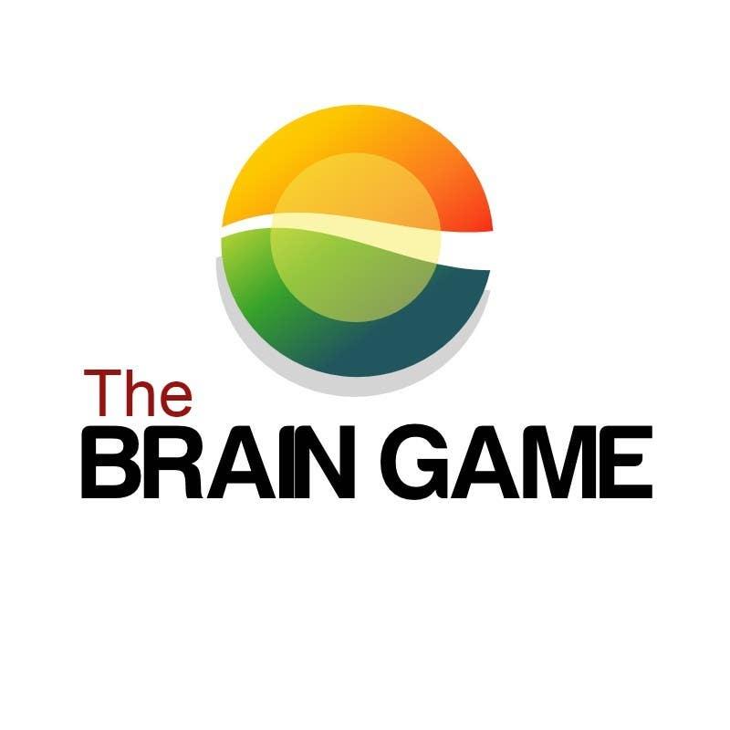 Конкурсная заявка №139 для Logo Design for The Brain Game