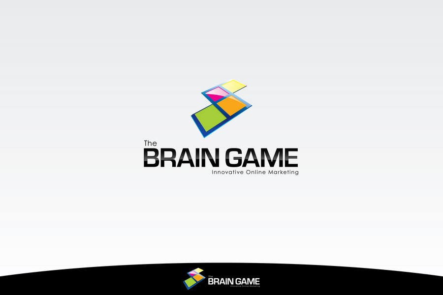 Inscrição nº 148 do Concurso para Logo Design for The Brain Game