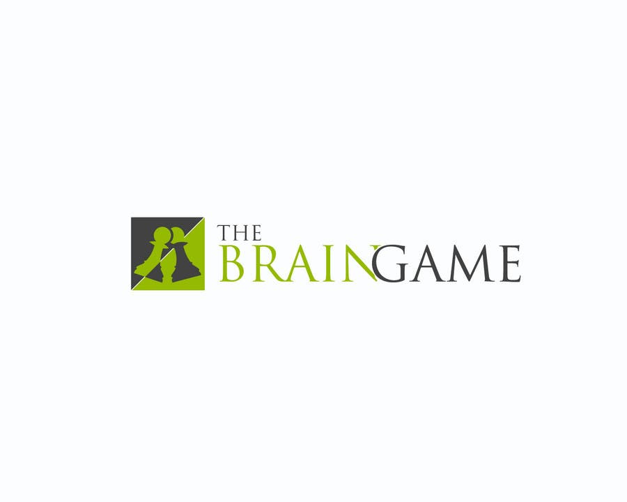 Penyertaan Peraduan #23 untuk Logo Design for The Brain Game