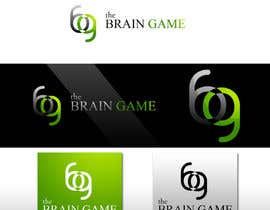 nº 55 pour Logo Design for The Brain Game par graphicsavvy