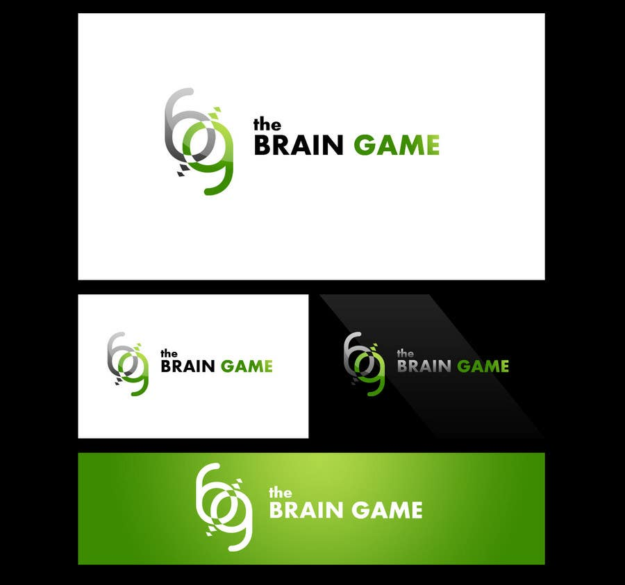 Proposition n°84 du concours Logo Design for The Brain Game