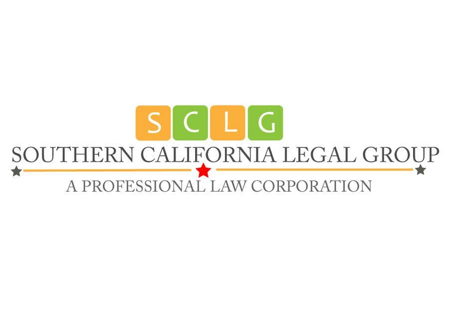 Participación en el concurso Nro.259 para Logo Design for Southern California Legal Group
