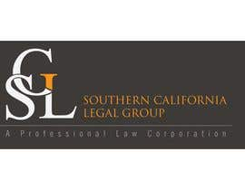 #104 para Logo Design for Southern California Legal Group por tarakbr